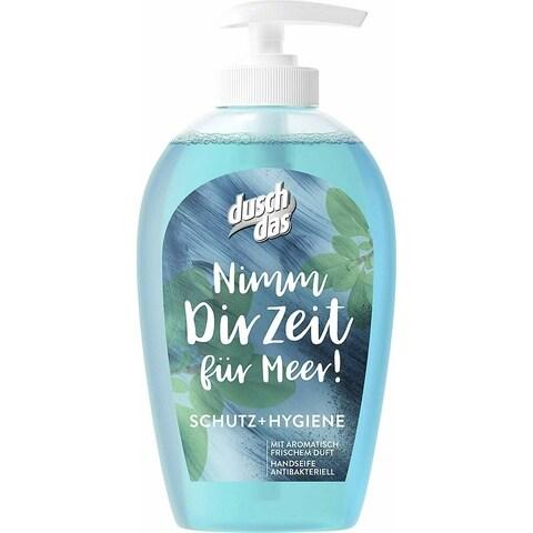 Schutz + Hygiene - Nimm dir Zeit für Meer! von duschdas