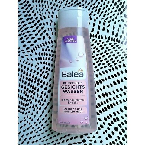 Pflegendes Gesichtswasser mit Mandelblütenextrakt von Balea