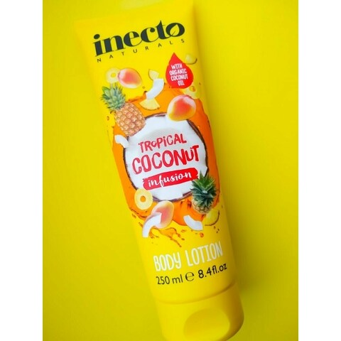 Tropical Coconut Infusion - Body Lotion von Inecto