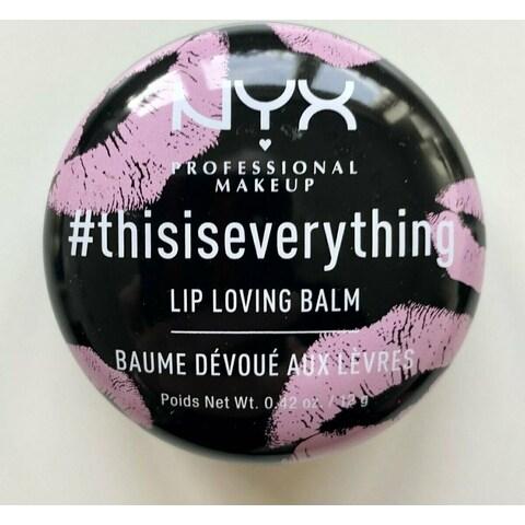 #thisiseverything - Lip Loving Balm von NYX