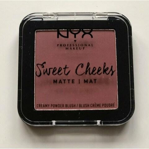 Sweet Cheeks Creamy Powder Blush Matte von NYX