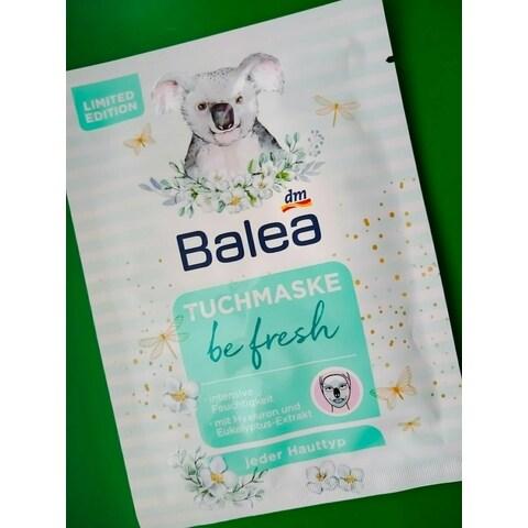 Tuchmaske Be Fresh von Balea