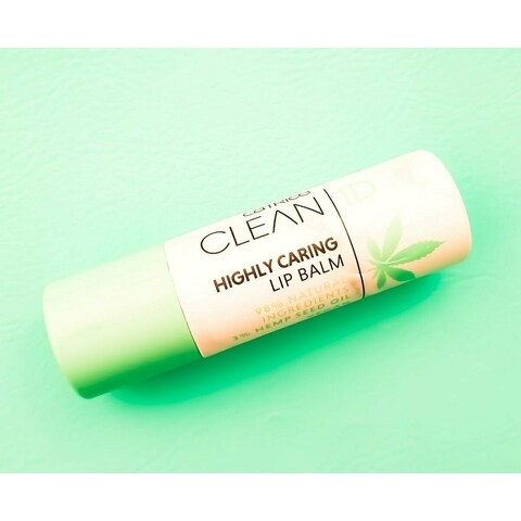 Clean ID - Highly Caring Lip Balm Hemp von Catrice Cosmetics