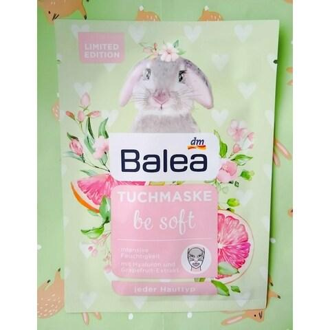 Be Soft Tuchmaske von Balea