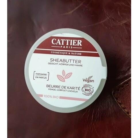 Sheabutter von Cattier