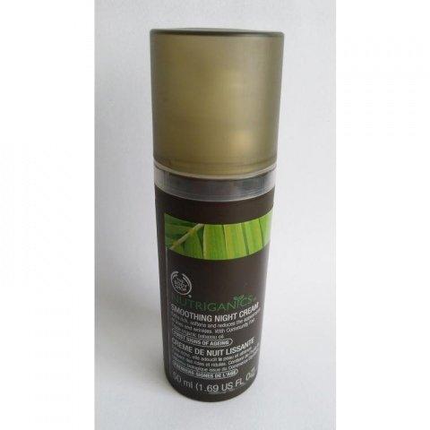 Nutriganics - Smoothing Night Cream von The Body Shop