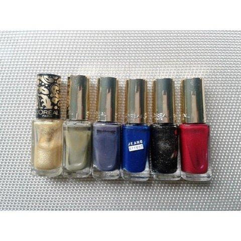Color Riche Le Vernis von L'Oréal