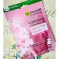 SkinActive - Hydra Bomb - Tuchmaske - Fahle Haut von Garnier