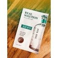 Real Solution - Tencel Sheet Mask - AHA, BHA von Missha