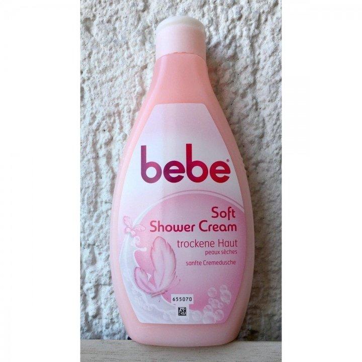 Berühmt Bebe - Soft Shower Cream | Erfahrungsberichte und Bewertung &AV_92