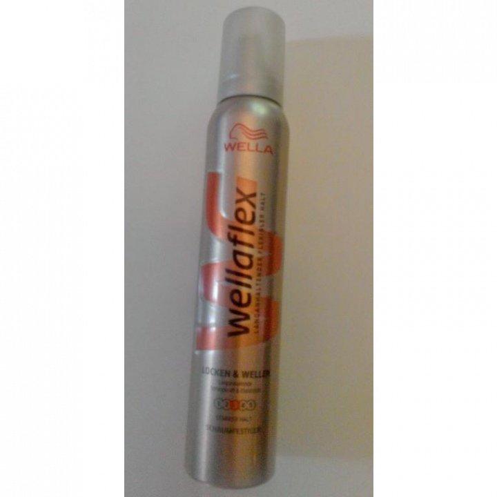 Wella wellaflex locken spray