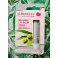 Natural Lip Balm Classic von benecos