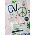 Love & Peace Maske von Cadea Vera